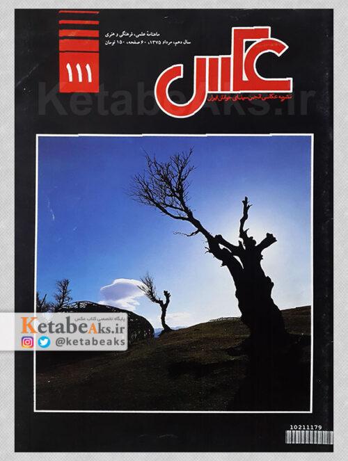 نشریه عکس 111 / مسعود امیرلویی