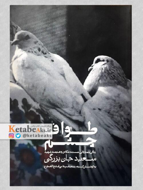 طواف چشم/ زندگینامه عکاس شهید سعید جانبزرگی/ 1388