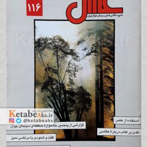 نشریه عکس 116 / مسعود امیرلویی